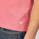 Armor Lux Men's Callac T-Shirt - New Pink