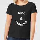 Brad & Angelina Women's T-Shirt - Black
