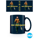 Aquaman (What Lurks in the Depths) Heat Changing Mug