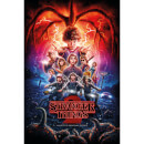 Stranger Things (Season 2) Maxi Poster