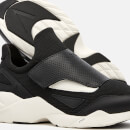 ARKK Copenhagen Men's Apextron Mesh Trainers - Black/Off White