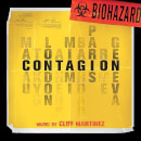 "Cliff Martinez: Contagion - Original Motion Picture Soundtrack (Limited Gold & Red ""Biohazard"" Vinyl Edition) LP"