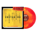 "Cliff Martinez: Contagion--Original Motion Picture Soundtrack (Limited Gold & Red """"Biohazard"""" Vinyl Edition) LP"