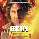 Shirley Walker & John Carpenter: Escape from L.A. - Music from the Motion Picture Score (Limited Test Tube Clear with Plutoxin Virus Green Splatter Vinyl Edition) 2xLP