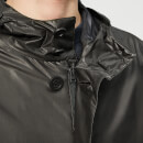 Herno Men's Laminar Long Parka - Gunmetal