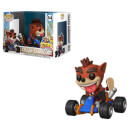 Figurine Pop! Ride - Crash Bandicoot - Crash Team Racing