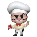 Disney: The Little Mermaid - Chef Louis Pop! Vinyl Figure
