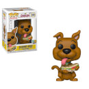 Figurine Pop! Scooby Doo Avec Sandwich - Animation - Scooby Doo