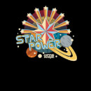 Captain Marvel Star Power Hoodie - Black