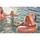 Sunnylife Luxe Flamingo Pool Ring - Rose Gold