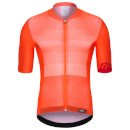 Santini Tono Jersey - Flashy Orange - XL