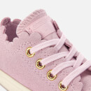 Converse Toddlers' Chuck Taylor All Star Ox Trainers - Pink Foam/Brass