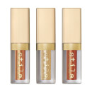 Stila All Fired Up Glitter & Glow Liquid Eyeshadow Set