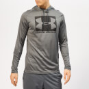 Under Armour Men's Lighter Longer Pullover Hoodie - Pitch Grey