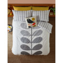 Orla Kiely Placement Scribble Stem Pillowcase Pair