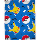 Pokémon Memphis Fleece Blanket