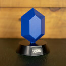 The Legend of Zelda Blue Rupee Icon Light