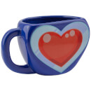 The Legend of Zelda Heart Container Mug