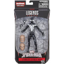 Hasbro Marvel Legends Series Spider-Man 6 Inch Symbiote Spider-Man Figure