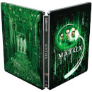 Matrix 4K UHD (incluye Blu-ray) - Steelbook Edición Limitada Exclusivo de Zavvi