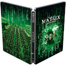 Matrix Revolutions - 4K Ultra HD Zavvi Exclusive Steelbook (Includes Blu-ray)