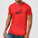 Super Mario Her Hero Men's T-Shirt - Red