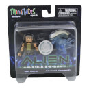 Alien Minimates Ron Johner & Advanced Xenomorph