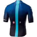 Team Sky Aero Race 6.0 Jersey - Black/Dark Ocean