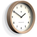 Newgate The General Wall Clock - Light Oak