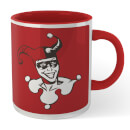 Batman Crazy In Love Mrs. J Mug - White/Red