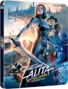 Alita: Battle Angel 4K Ultra HD Zavvi Exclusive Limited Edition Steelbook (Includes 3D and 2D Blu-ray)