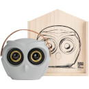 Kreafunk aOWL Bluetooth Speaker - Cool Grey