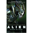 Alien Trilogy 3: River of Pain by Chrisopher Golden (Paperback)