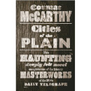 Border Trilogy Volume 3: Cities of the Plain by Cormac McCarthy (Paperback)