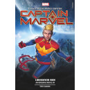 Captain Marvel: Liberation Run: An Original Novel by Tess Sharpe (Hardback)