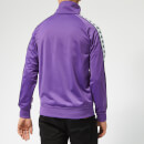 Kappa Men's Banda Anniston Track Jacket - Violet Black