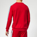 Kappa Men's Banda Arbir Sweatshirt - Red