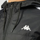 Kappa Men's Banda Dawson Rain Jacket - Black