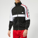 Kappa Men's Authentic Bafer Track Jacket - Black