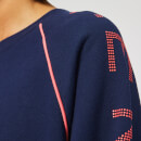 P.E Nation Women's Highline Sweatshirt - Navy