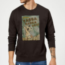 The Flintstones Yabba Dabba Doo! Sweatshirt - Black