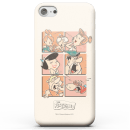The Flintstones The Gang Phone Case for iPhone and Android