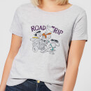 The Flintstones Road Trip Women's T-Shirt - Grey