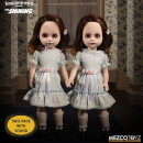 Mezco Living Dead Dolls The Shining: Talking Grady Twins