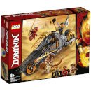 LEGO Ninjago: Cole's Dirt Bike (70672)