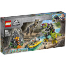 LEGO Jurassic World: T-Rex vs Dino-Mech Battle (75938)