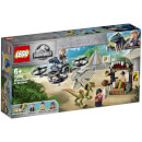 LEGO Jurassic World: Dilophosaurus on the Loose (75934)