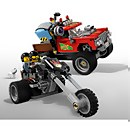 LEGO The Hidden Side: El Fuego's Stunt Truck (70421)