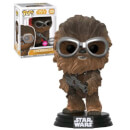 Star Wars Chewbacca Flocked EXC Pop! Vinyl Figure