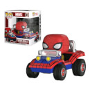 Marvel Comics Spidermobile EXC Pop! Ride Figure